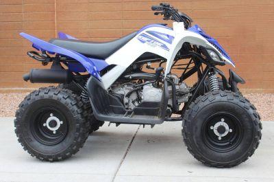 2018 Yamaha Motor Corp., USA Raptor 90 Sport ATVs Kingman, AZ