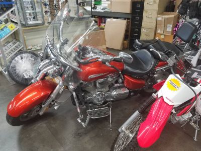 2004 Honda VTX1800R Cruiser Motorcycles Fort Pierce, FL