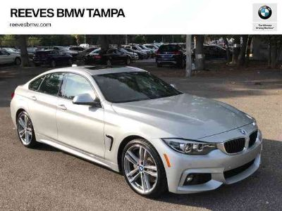 Used 2019 BMW 4 Series Gran Coupe