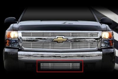 Purchase SES Trims TI-CG-153B 11-13 Chevy Silverado Billet Grille Bar Grill Chromed motorcycle in Bowie, Maryland, US, for US $132.00