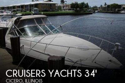2002 Cruisers 3470 Express