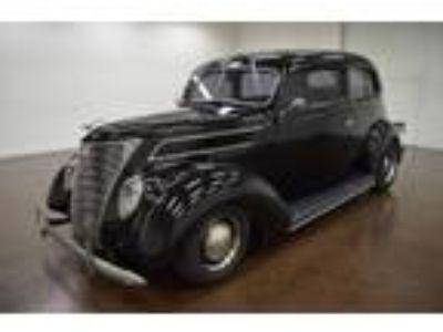 1937 Ford Model A Humpback Street Rod