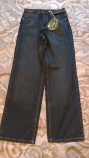 New youth jeans sz18