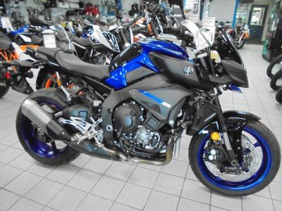 NEW 2018 YAMAHA MT-10