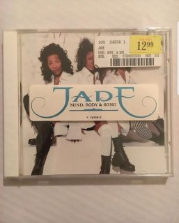 Jade Mind, Body and Song CD