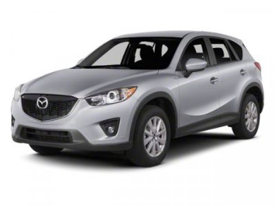 2013 Mazda CX-5 Touring (Zeal Red Mica)