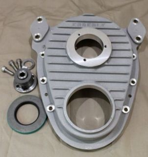Purchase ENDERLE Timing Cover Package Cam spud- Seal-Timing Cover all in one - SB Chevy motorcycle in Nashville, Tennessee, United States, for US $197.50