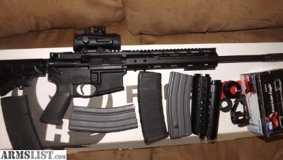 For Sale/Trade: Ruger AR556