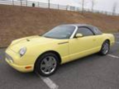 Used 2002 FORD THUNDERBIRD For Sale