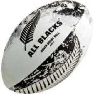 Official NZ All-Blacks Rugby Ball - x002420 (James Bay