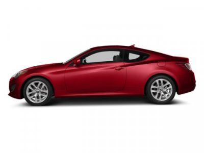 2014 Hyundai Genesis Coupe 3.8 R-Spec (Red)