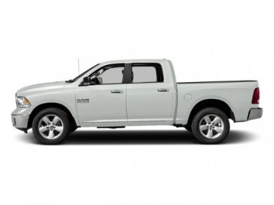 2017 RAM RSX Big Horn (Bright White Clearcoat)