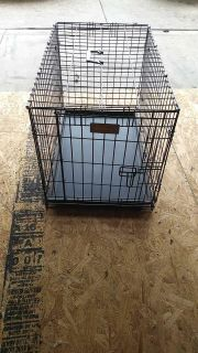 Dog cage new without tags