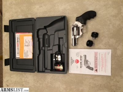 For Trade: Ruger SP101 357 Magnum for trade only.