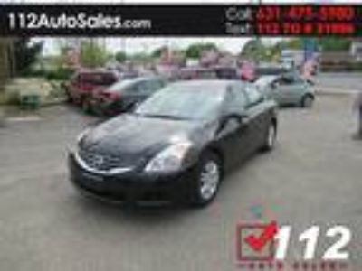 $9995.00 2012 Nissan Altima with 70447 miles!