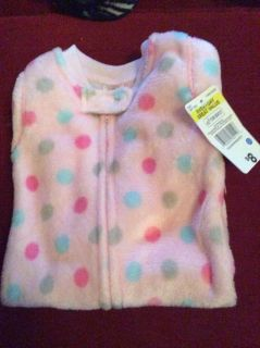 NWT 3-6 months infant all in one sleeper.