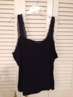 Faded Glory 4X Black Tank. Lace Straps. Pick up at Target in McCalla on Thursdays 5:15 to 6:00pm.