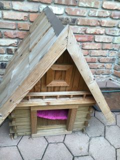 Dog or cat house , indoor or outdoor brand new