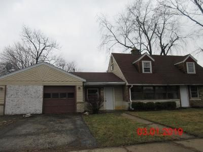 4 Bed 2 Bath Foreclosure Property in Lyons, IL 60534 - Maple Ave