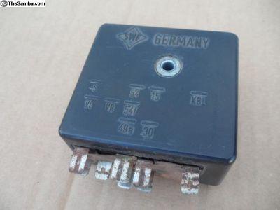 Type 2 SWF Blinker Flasher 12volt 9 pin