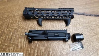 For Sale/Trade: ar15 upper and handguard