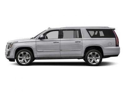 2018 Cadillac Escalade ESV Premium (Radiant Silver Metallic)