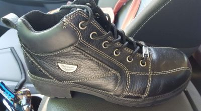 Motorcycle Boots black