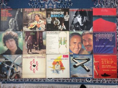 Record/LPs: Pick Again One More Time