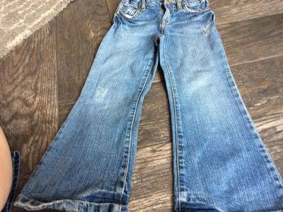 Size 5 new flare jeans