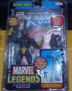 Marvel Legends toybiz Cyclops