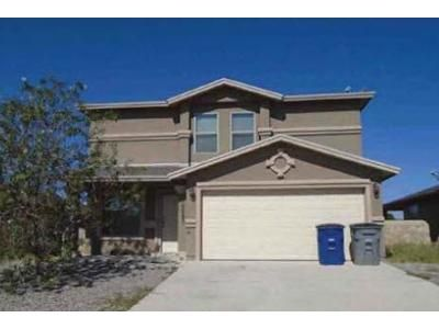 4 Bed 2.5 Bath Foreclosure Property in El Paso, TX 79924 - Canyon Sage Dr