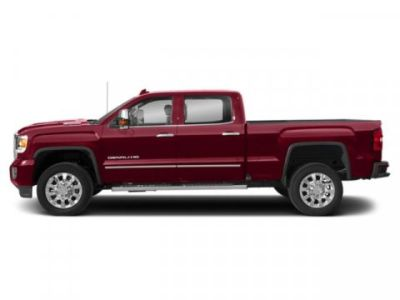 2019 GMC Sierra 2500HD Denali (Red Quartz Tintcoat)