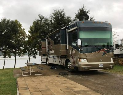2007 Country Coach Inspire 360 QUAD SLIDE