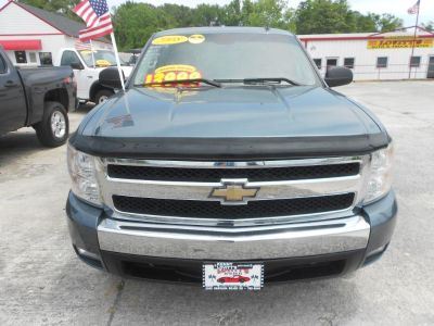2008 Chevrolet Silverado 1500 Work Truck (Blue/Green)