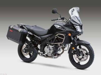 2012 Suzuki V-Strom 650 ABS Adventure Dual Purpose Motorcycles Monroe, MI