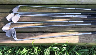 Stainless Golf Clubs