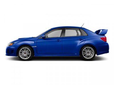 2012 Subaru Impreza WRX STI Limited (WR Blue Pearl)