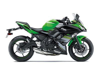 2018 Kawasaki Ninja 650 ABS KRT Edition Sport Motorcycles Elyria, OH