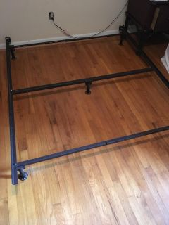 Queen size bed frame $35 obo