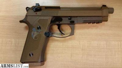 """For Sale: Beretta M9A3 Blemished 9MM, 4.9"""" JS92M9A3M"""