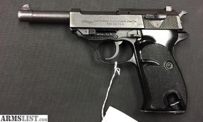 For Sale: Walther P38 (Imported)