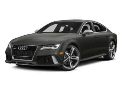 2015 Audi Integra 4.0T quattro Prestige (Daytona Gray)