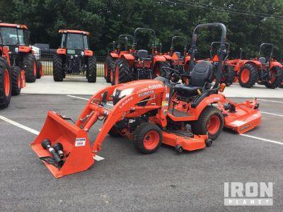 2017 Kubota BX2680 4WD Utility Tractor