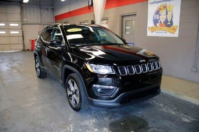 2018 Jeep Compass (Diamond Black)