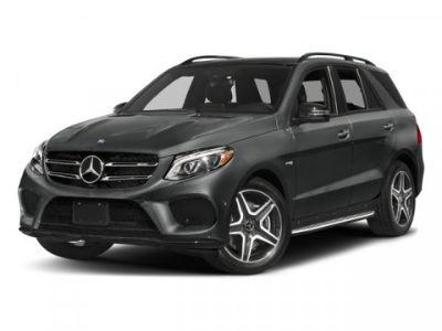 2018 Mercedes-Benz GLE AMG GLE 43 (Obsidian Black Metallic)