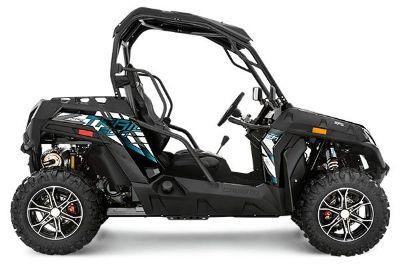 2017 CFMOTO ZForce 500 HO Trail EPS Sport-Utility Utility Vehicles Monroe, WA