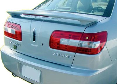 Sell Lincoln Zephyr Custom Spoiler Wing Primer Ready to Paint motorcycle in Grand Prairie, Texas, US, for US $71.50