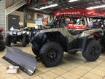2018 Honda FourTrax Rancher 4x4 DCT IRS EPS