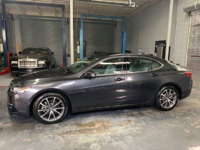 2015 Acura TLX 3.5 Advance