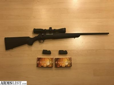 For Sale: Ruger American .308
